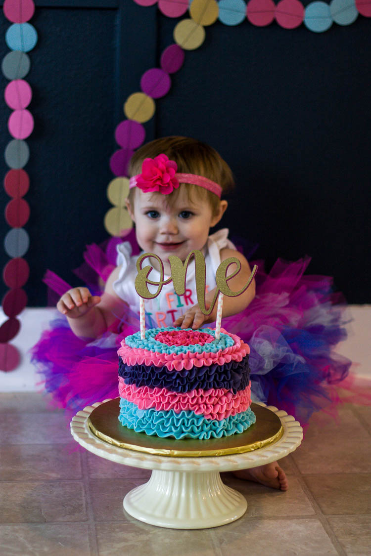 cute-baby-with-smash-cake-for-first-birthday-party