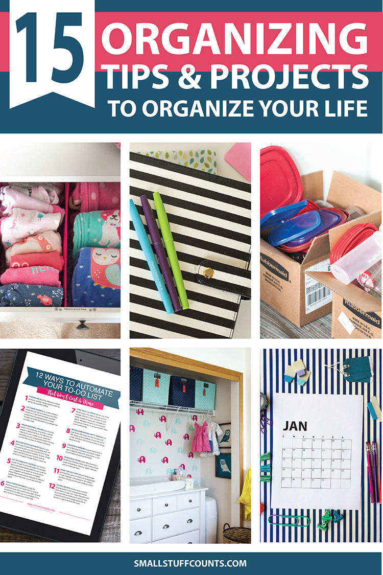 organizing-tips-collage