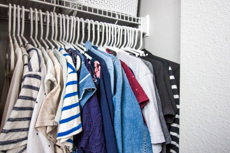 Decluttering Clothes With KonMari - How I Got Rid Of 50% Of My Closet
