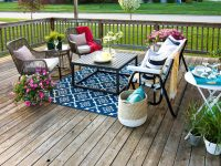 Summer Deck Decorating Ideas