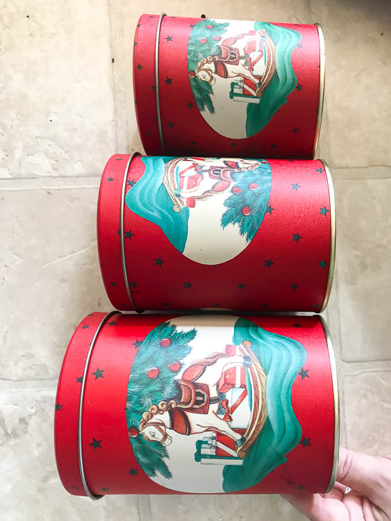 red-christmas-tin-cookie-containers