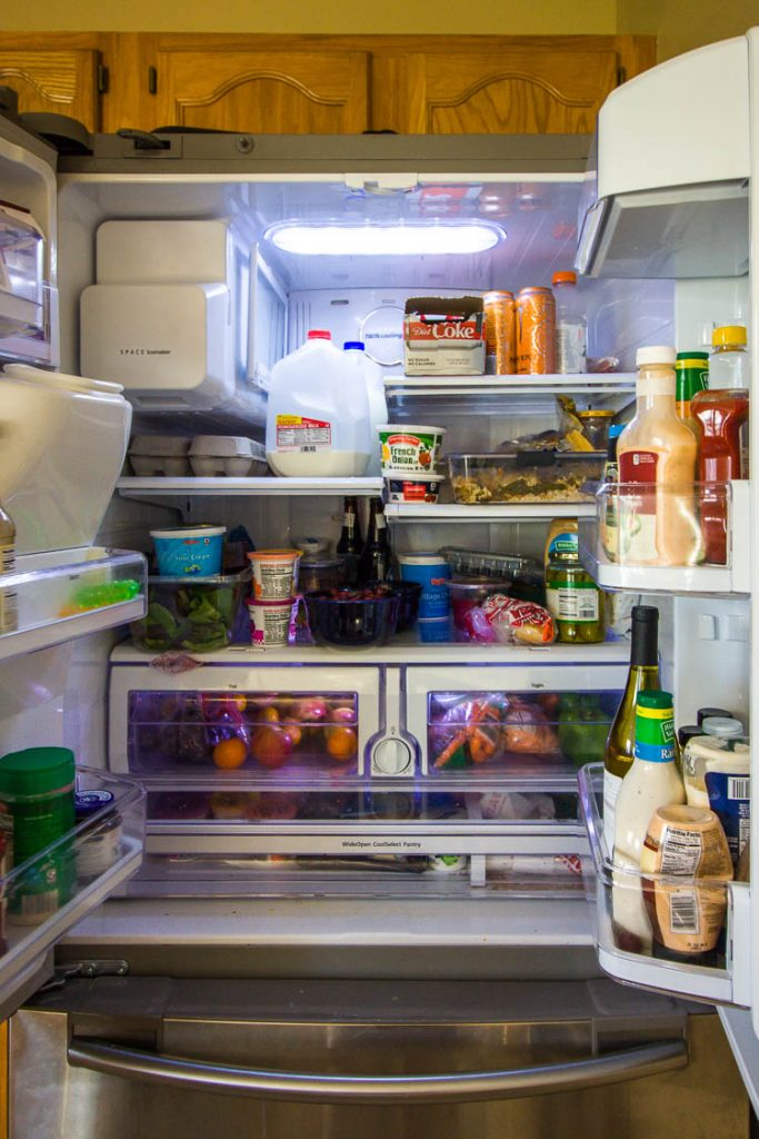 organized-french-door-fridge