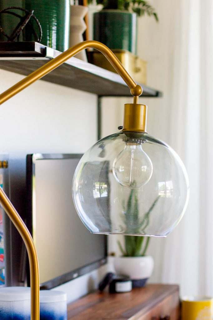 pretty-brass-floor-lamp-in-office