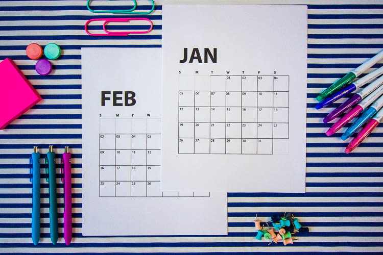 free-printable-2020-calendars-on-striped-background