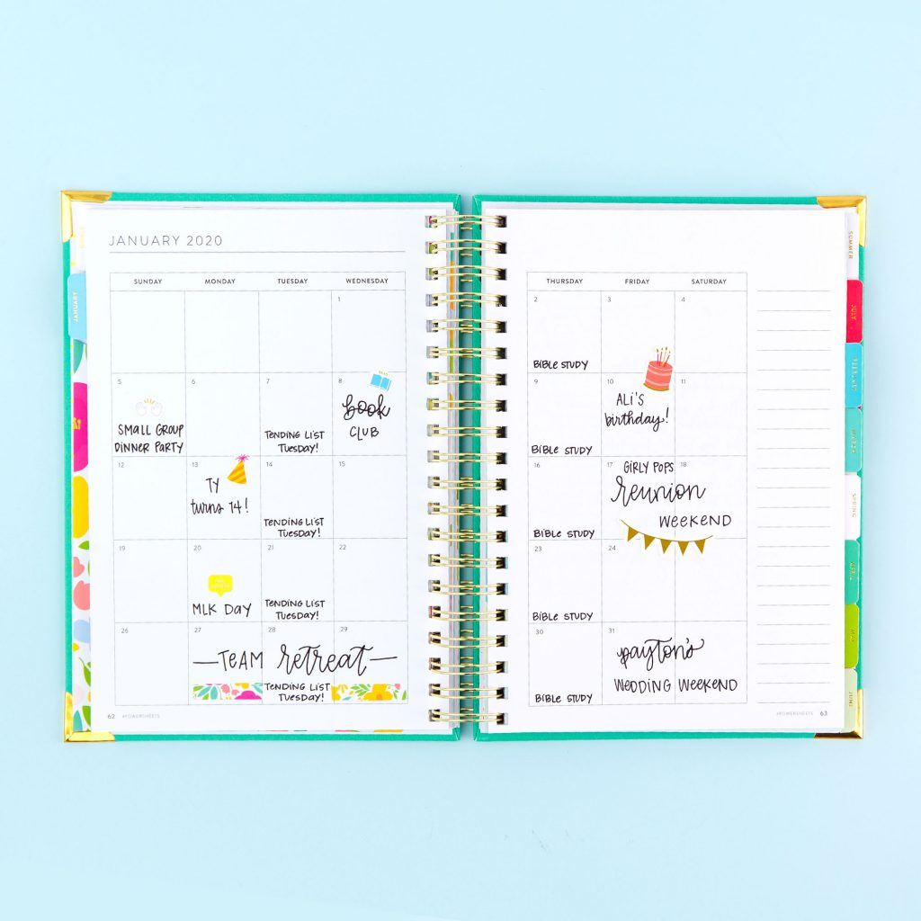 monthly-calendar-inside-2020-powersheets-planner