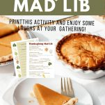 pies with text overlay
