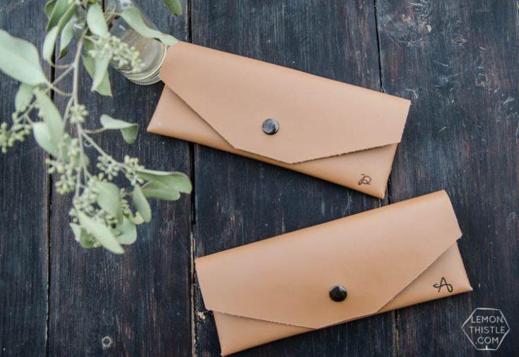 DIY Leather Pouch- Cricut Maker vs. Explore Air