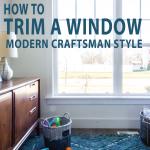 closeup-of-diy-window-trim-painted-white