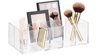 iDesign Clarity Cosmetics & Vanity Organizer