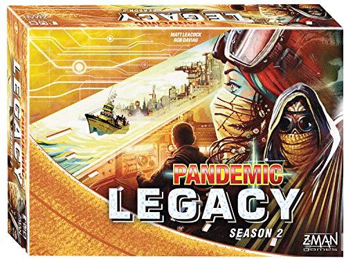 Pandemic: Legacy Season 2