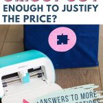 graphic saying will i use cricut joy enough to justify the price?