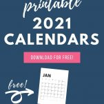 text and january calendar