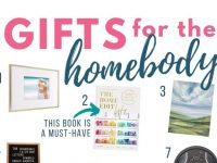 Gift Ideas For Homebodies