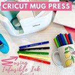 graphic about Cricut Mug Press
