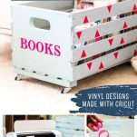 book crate graphic