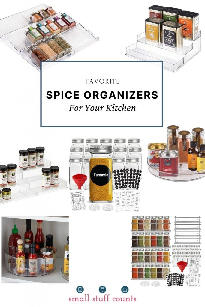spice organizer roundup